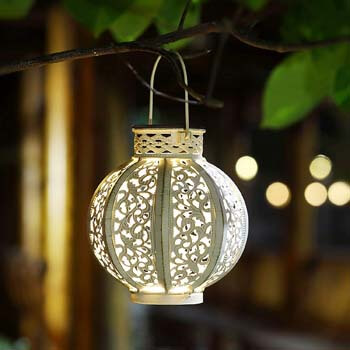 Maggift Hanging Solar Light