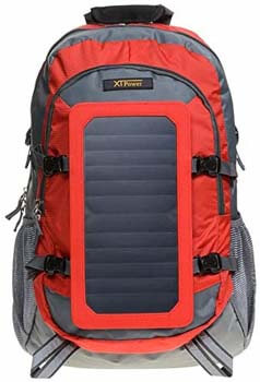8. XTPower Hiking Solar Backpack with Removable 7 Wall Solar Panel