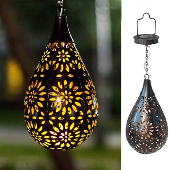 Ruilaiya Hanging Solar Light