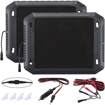PALADIN Solar Car Battery Charger
