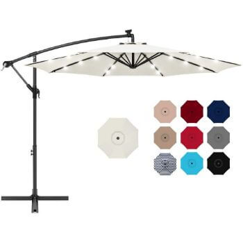 3. Best Choice Products Umbrella